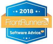 2018 Software Advice Front Runner